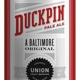 Union Duckpin Pale Ale Beer