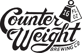 Counter Weight Headway IPA beer Label Full Size