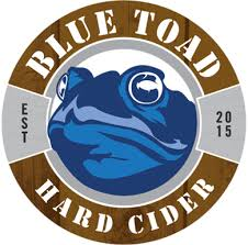 Blue Toad Paddy Green beer Label Full Size