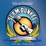 Weyerbacher Slam Dunkel beer