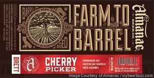 Almanac Cherry Picker Beer