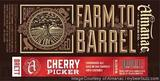 Almanac Cherry Picker beer