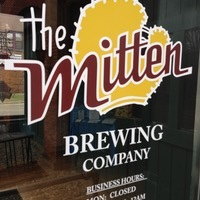 The Mitten Peanuts and Cracker Jacks Beer