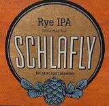 Schlafly's Rye IPA Beer