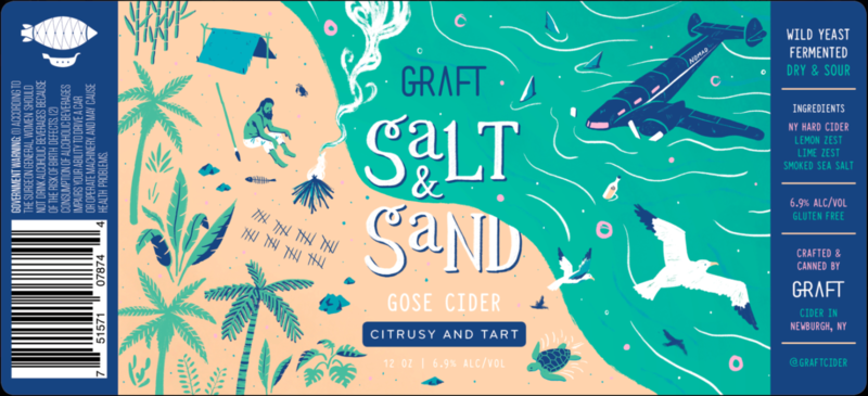 Graft / Salt & Sand Beer