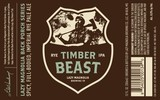 Lazy Magnolia Timber Beast Beer