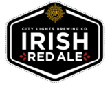 City Lights Irish Red Ale beer