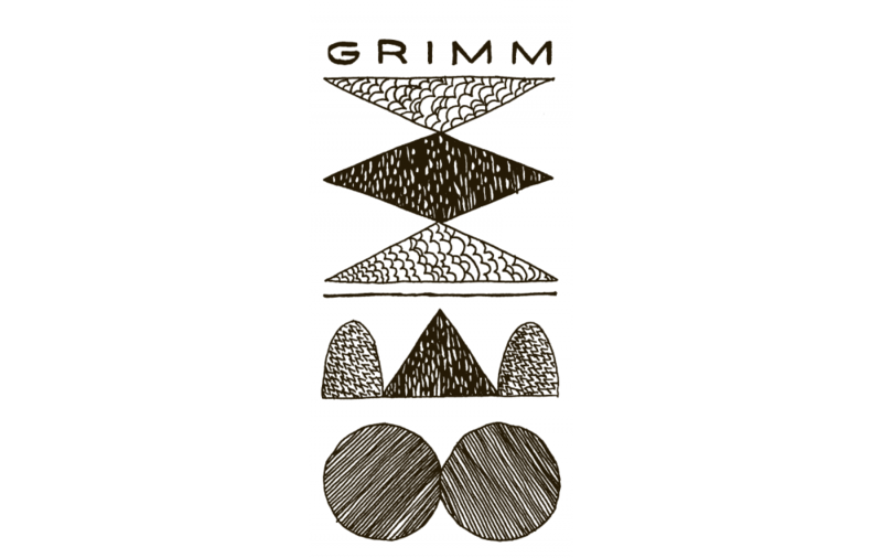 Grimm Cube: Cuvee #3 beer Label Full Size