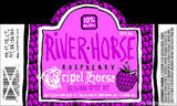 River Horse Raspberry Tripel Horse beer