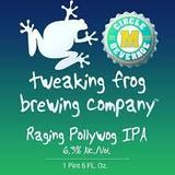 Tweaking Frog Metamorphasis IPA Series Release 03 beer