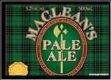 MacLean's Pale Ale Beer