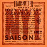 Transmitter NY1 Rye Saison Beer