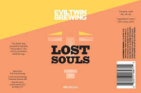 Evil Twin Lost Souls Beer