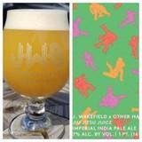 J. Wakefield / Other Half Jiu Jitsu Juice beer