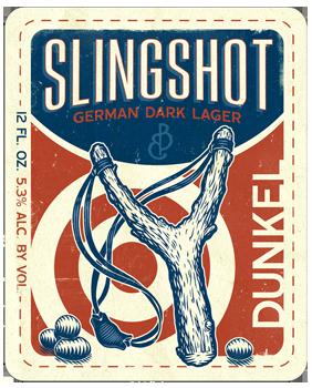 Backpocket Slingshot Dunkel Beer