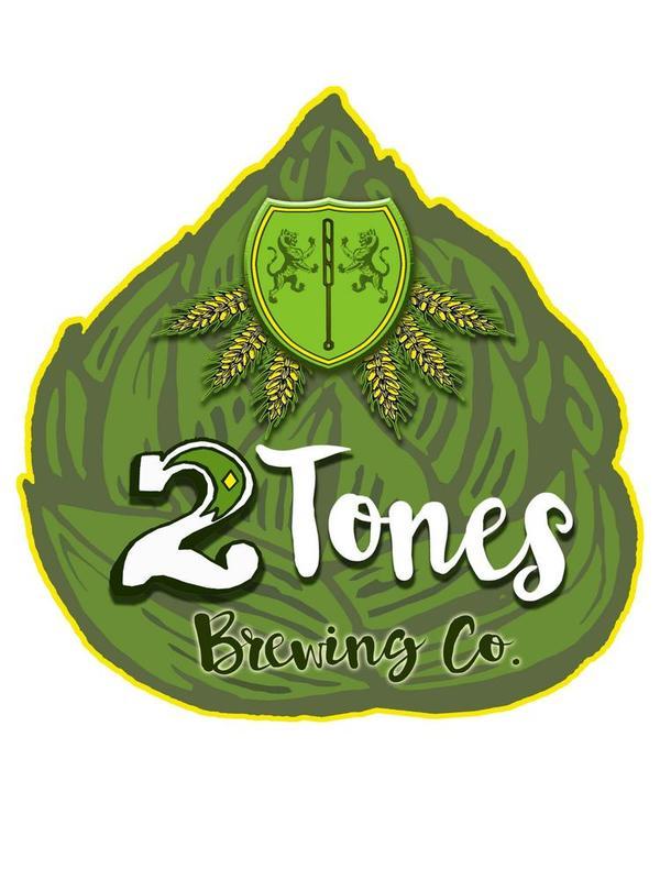 2 Tones Big Hawk Scotch Ale beer Label Full Size