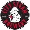 City Steam Brewery Wit Say Ye? beer