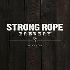 Strong Rope Balance Of Power beer Label Full Size