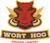 Mini wort hog brass knuckle sammich 6