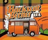 Otter Creek Backseat Berner IPA beer