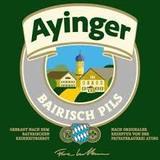 Ayinger Premium-Pils beer