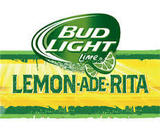 Bud Light Lime Lemon Ade Rita beer