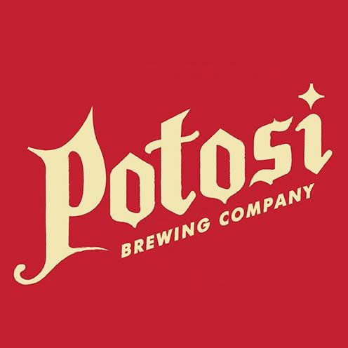 Potosi Czech Pilsner beer Label Full Size