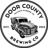 Door County Brewing Little Sister Witbier beer