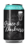 Half Full Grace & Darkness Oyster Stout Beer