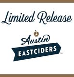 Austin Eastciders Rum Barrel Aged Cider (Treaty Oak) beer