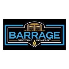 Barrage Crazy Stupid Fine beer Label Full Size