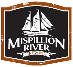 Mispillion River Ride the Currant beer Label Full Size