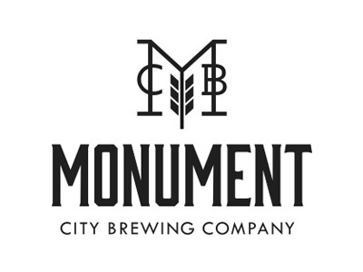 Monument City Among the Pines beer Label Full Size