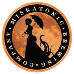 Miskatonic The Gardener beer Label Full Size