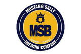Mustang Sally DIPA beer
