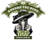 Around the Bend Vera Pistachio Cream Ale Beer