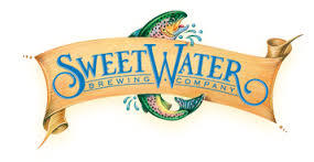 Sweetwater Grass Monkey Hoppy Wheat Ale beer Label Full Size