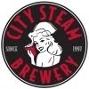 City Steam Brewery Berenstain Brown beer