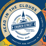 Church Street Head in the Clouds beer