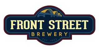 Front Street Brewery Weis Guy beer Label Full Size