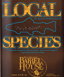 Blue Mountain Barrel House Local Species beer