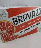 Bravazzi Blood Orange Italian Hard Soda Beer