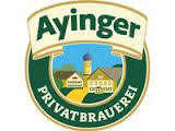 Ayinger Bairisch Pils beer Label Full Size