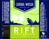 Central Waters Rift Beer