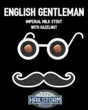 Hailstorm English Gentleman beer