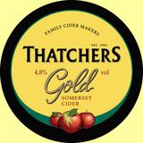 Thatchers Gold Cider Beer
