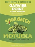 Garvies Point Sour Batch Motueka beer