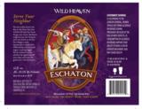 Wild Heaven Eschaton beer