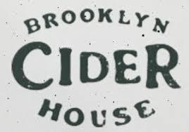 Brooklyn Cider House Kinda Dry beer Label Full Size