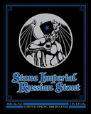 Stone Imperial Russian Stout Beer